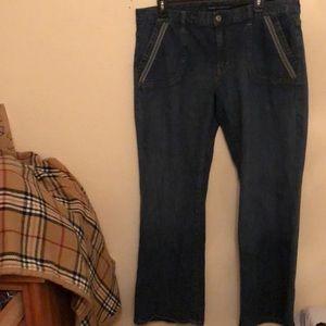Tommy Hilfiger Jeans cute pockets wide leg 90's